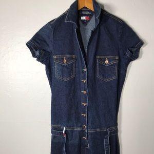 NWOT Vintage Tommy Hilfiger jumpsuit